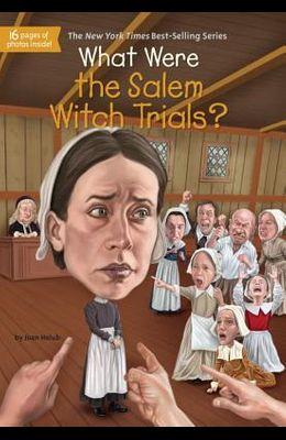 What Were the Salem Witch Trials?