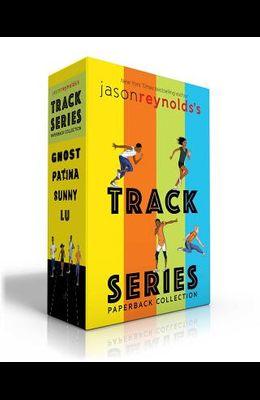Jason Reynolds's Track Series: Ghost; Patina; Sunny; Lu