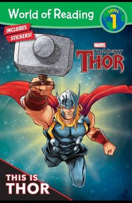 World of Reading This Is Thor (Level 1): Level 1