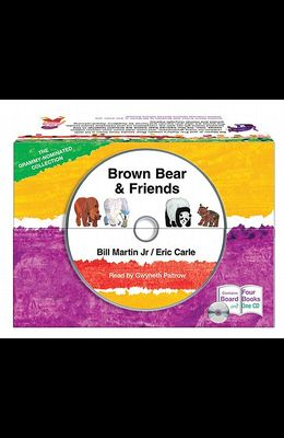 Brown Bear & Friends [With CD (Audio)]