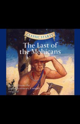 The Last of the Mohicans (Library Edition), Volume 50