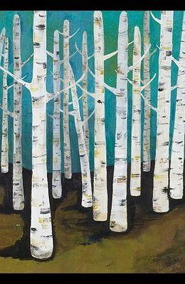 Birch Forest Flexi Journal