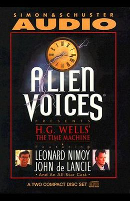 Alien Voices: Time Machine (CD)