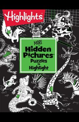 More Hidden Pictures: Puzzles to Highlight