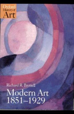 Modern Art 1851-1929: Capitalism and Representation