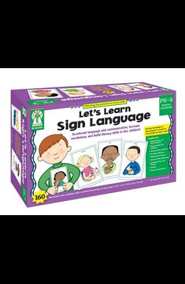 Let's Learn Sign Language, Grades Pk - 2