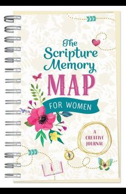 Scripture Memory Map for Women