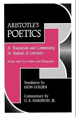Aristotle's Poetics: A Translation and Commentary for Students of Literature