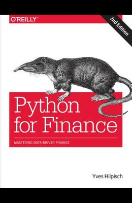 Python for Finance: Mastering Data-Driven Finance