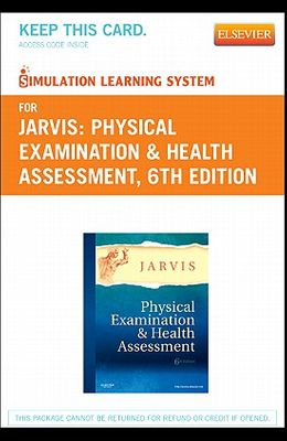 Simulation Learning System for Physical Examination and Health Assessment (User Guide and Access Code)