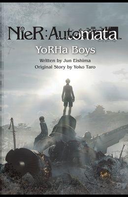 Nier: Automata - Yorha Boys