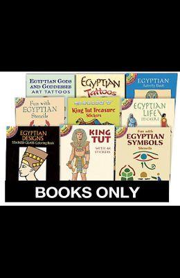 Little ACT Bk Egypt Replen Pack 135 Bks