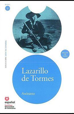Lazarillo de Tormes (Adap.) (Libro +Cd) (the Guide Boy of Tormes (Book +Cd))