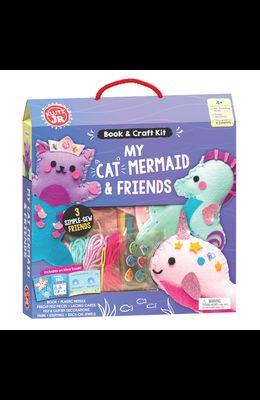 Jr My Cat Mermaid & Friends