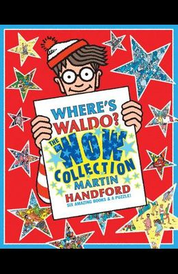 Where's Waldo? the Wow Collection: Six Amazing Books and a Puzzle [With Puzzle]