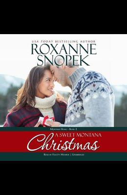 A Sweet Montana Christmas Lib/E