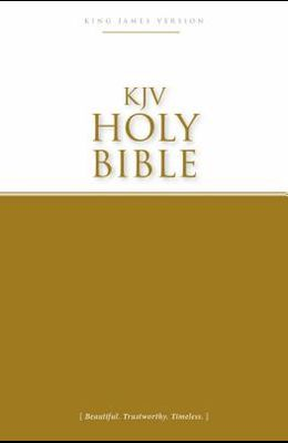 Economy Bible-KJV: Beautiful. Trustworthy. Timeless