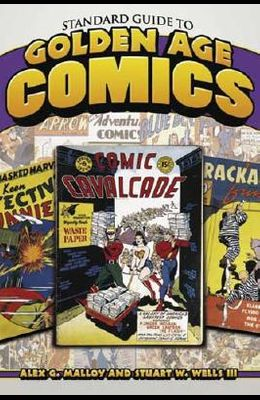 Standard Guide to Golden Age Comics