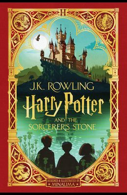Harry Potter and the Sorcerer's Stone: Minalima Edition (Harry Potter, Book 1) (Illustrated Edition), 1
