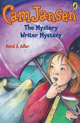 Cam Jansen and the Mystery Writer Mystery (Cam Jansen #27)