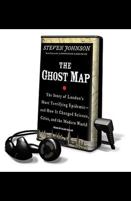The Ghost Map [With Earbuds]