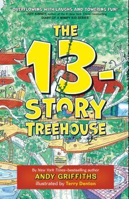 The 13-Story Treehouse: Monkey Mayhem!