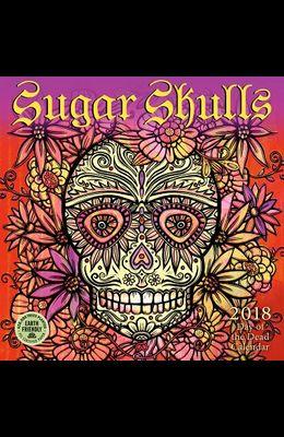 Sugar Skulls 2018 Mini Calendar: Day of the Dead