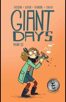 Giant Days Vol. 6, Volume 6