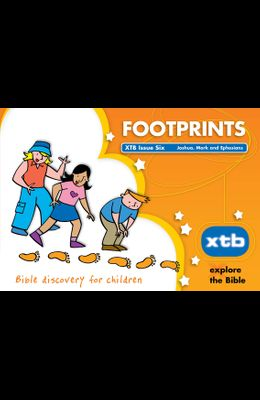 Xtb 6: Footprints, 6: Bible Discovery for Children