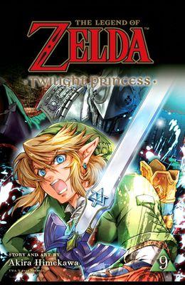 The Legend of Zelda: Twilight Princess, Vol. 9, 9