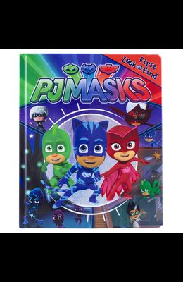Pj Masks: Little First Look and Find