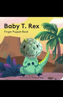 Baby T. Rex: Finger Puppet Book