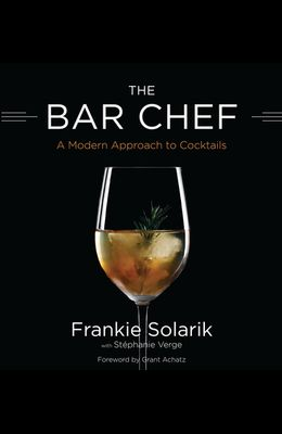 The Bar Chef Iba: A Modern Approach to Cocktails
