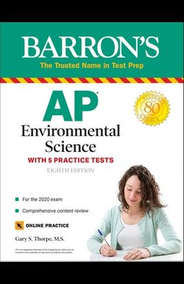AP Environmental Science: With 5 Practice Tests