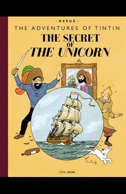 The Secret of the Unicorn: Collector's Giant Facsimile Edition