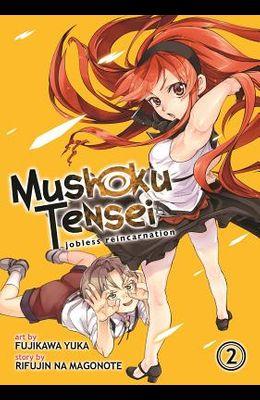 Mushoku Tensei: Jobless Reincarnation (Manga) Vol. 2