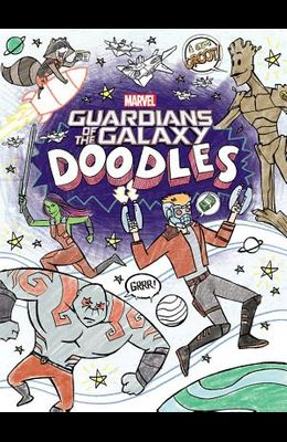 Guardians of the Galaxy Doodles