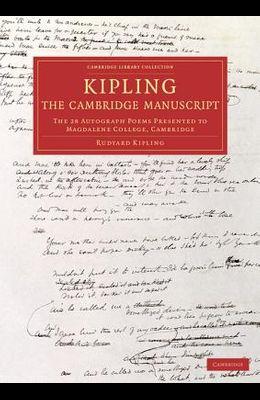 Kipling: The Cambridge Manuscript