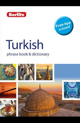 Berlitz Phrase Book & Dictionary Turkish(bilingual Dictionary)