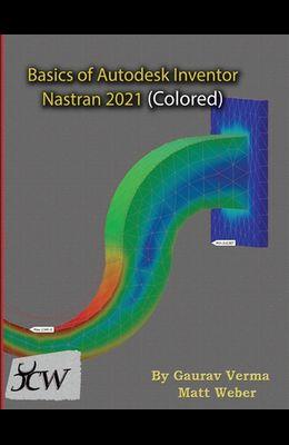 Basics of Autodesk Inventor Nastran 2021 (Colored)
