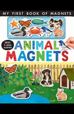 Animal Magnets [With Magnets]