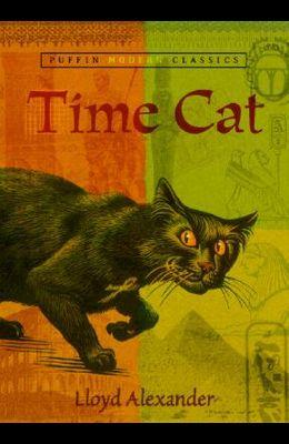 Time Cat (Puffin Modern Classics)