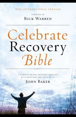 NIV Celebrate Recovery, Softcover