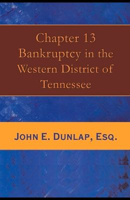 Chapter 13 Bankruptcy in the Western District of Tennessee, 1