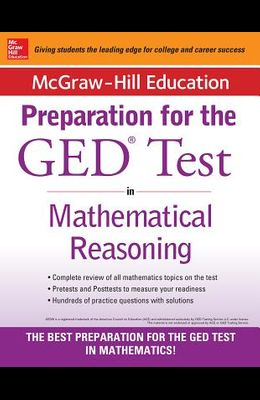 McGraw-Hill Education Strategies for the GED Test in Mathematical Reasoning