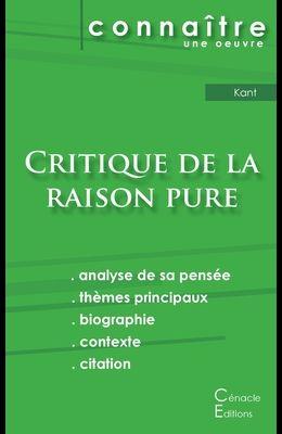 Fiche de lecture Critique de la raison pure de Kant (analyse littéraire de référence et résumé complet)