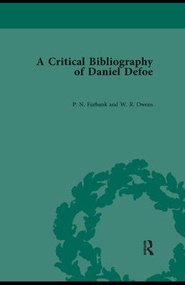 A Critical Bibliography of Daniel Defoe