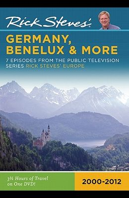 Rick Steves' Germany, BeNeLux & More DVD
