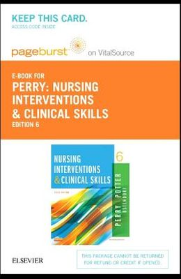 Nursing Interventions & Clinical Skills - Elsevier eBook on Vitalsource (Retail Access Card)
