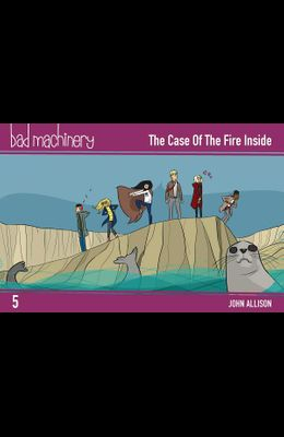 Bad Machinery Vol. 5, Volume 5: The Case of the Fire Inside, Pocket Edition